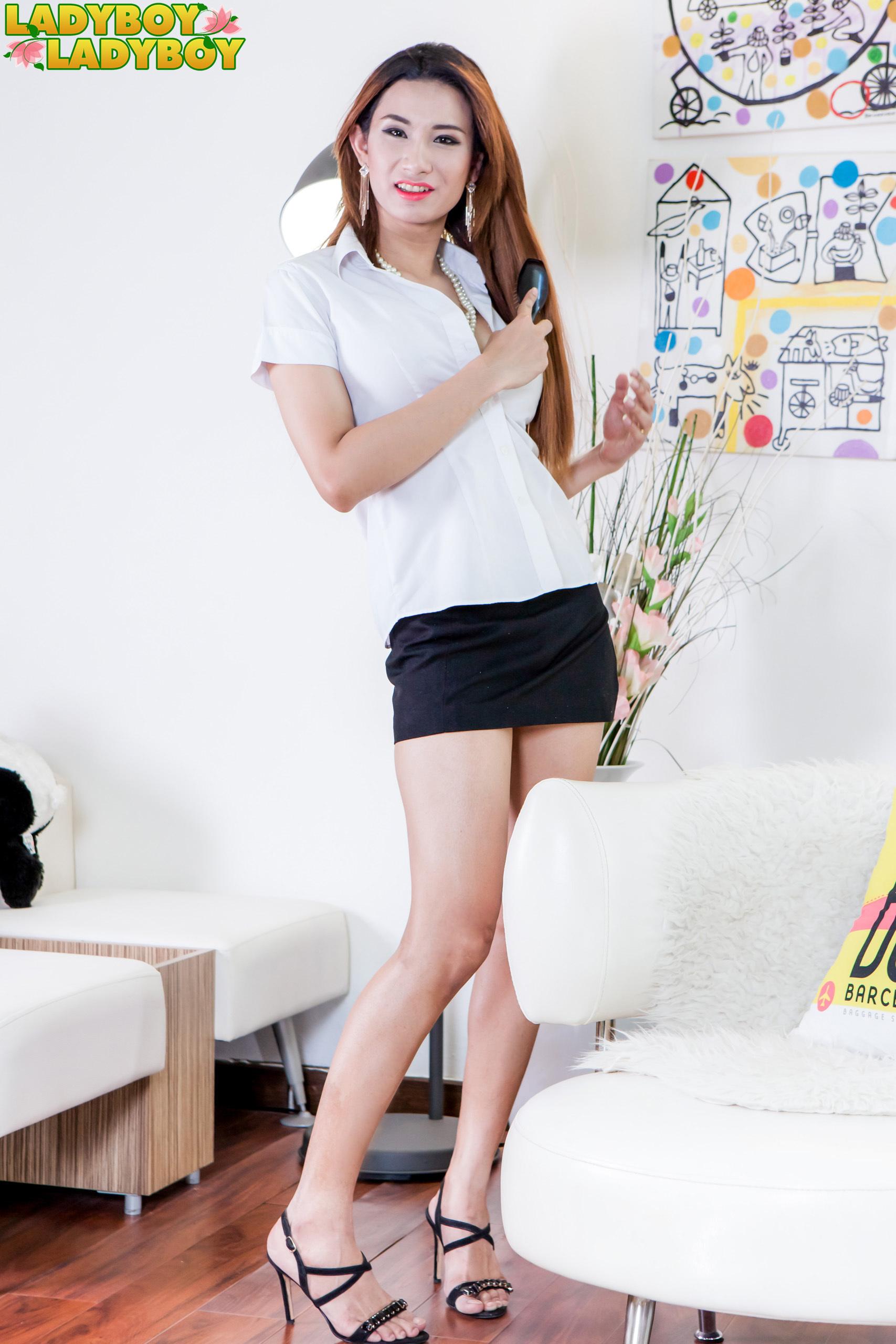 Pattaya Tgirl Nikki - Ladyboys Hub